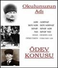 Atatürk ödev kapaklari