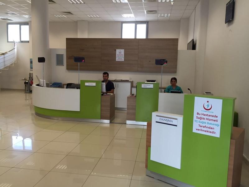 Bornova Agiz Ve Dis Sagligi Merkezi Bayrakli Ek Binasi